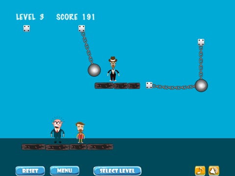 A Mad Office Party Revenge FREE - The Angry Jerk Boss Attack Game-ipad-0