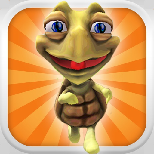 A Turtle Power Run: 3D Endless Runner Game - FREE Edition icon