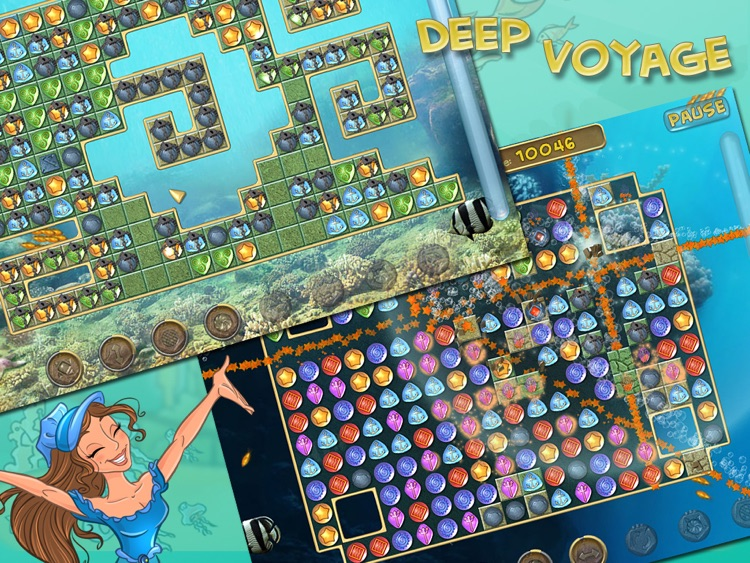 Deep Voyage HD (Premium)