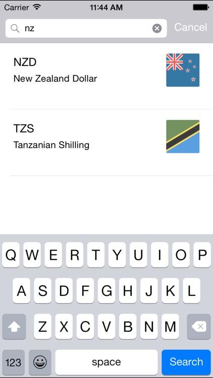 Currency Pro screenshot-3