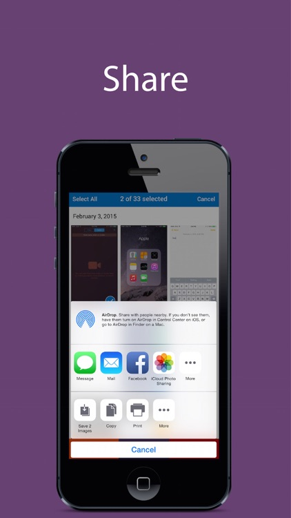 Screenshots - Find, Share, and Delete Screenshots screenshot-3