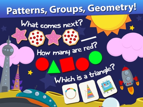 Screenshot #4 for Animal Math Games for Kids in Pre-K, Kindergarten and 1st Grade Learning Numbers, Counting, Addition and Subtraction Free