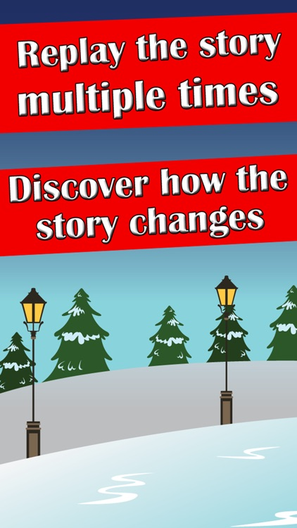 Surviving Christmas - Xmas Story Adventure Book