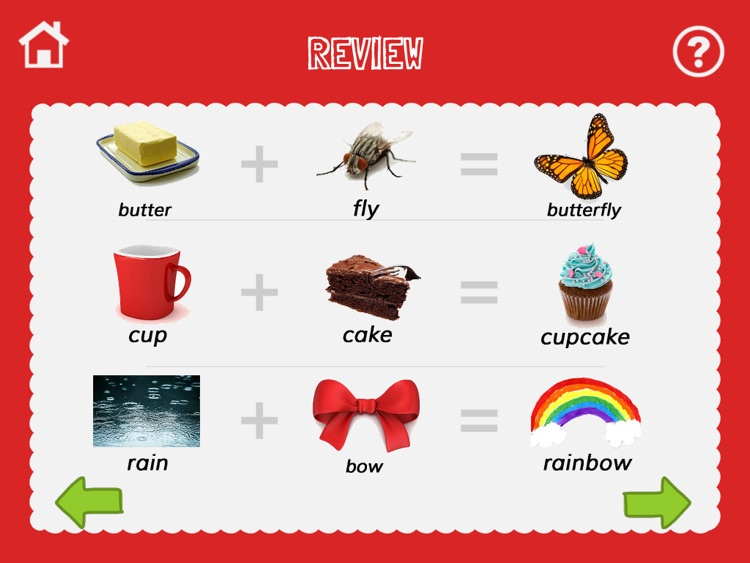 Build Compound Words by Jack Apps Education