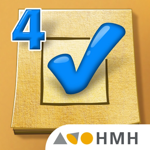 HMH English Learner Assessment Practice Grade 4