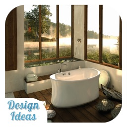 Stunning Bathroom Design Ideas for iPad