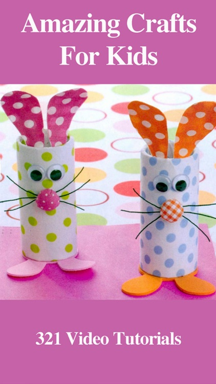 Amazing Crafts For Kids