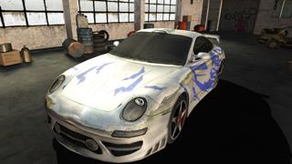 Burning Wheels Car Racer 3D screenshot three