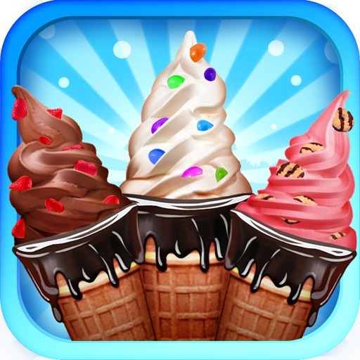 Awesome Ice Cream Parlor Maker - Frozen Jelly Dessert