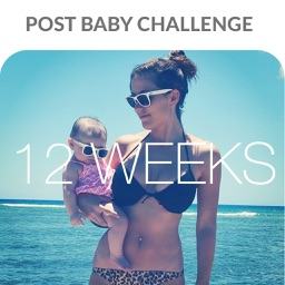 Post Baby Weight Loss Challenge Pro - Calorie Tracker With Food Diary and Workout Exercise Plans