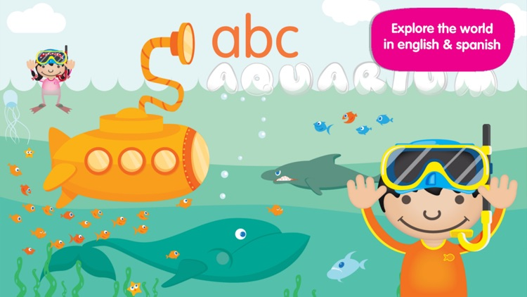 ABC Aquarium screenshot-0