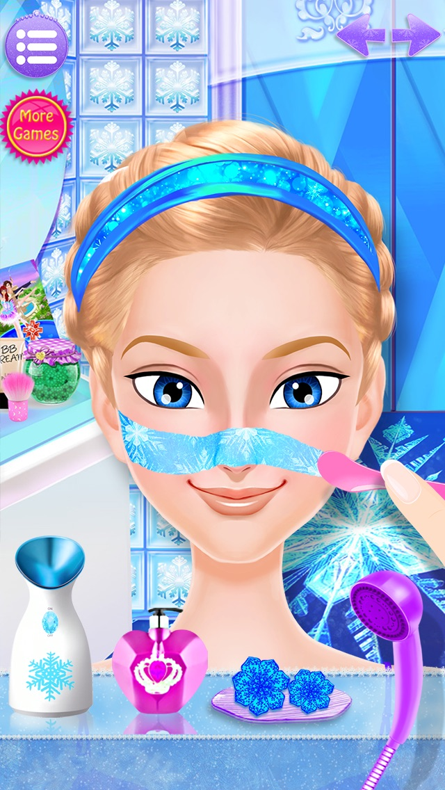 Frozen Ice Queen – Beauty SPA Cheat Codes