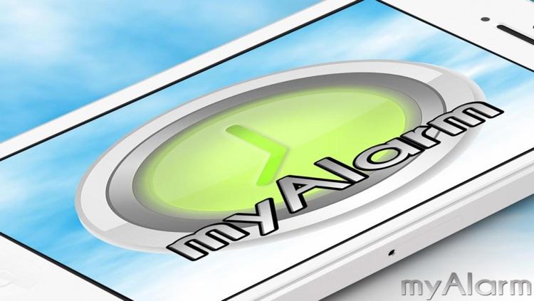 myAlarm Pro - Custom Music & Photo Image Alarm Clock screenshot-4