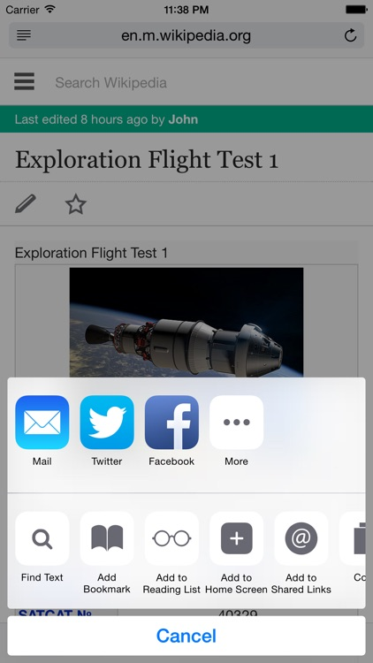 FioFinder - The Missing Text Finder for Safari and Text Editor screenshot-4