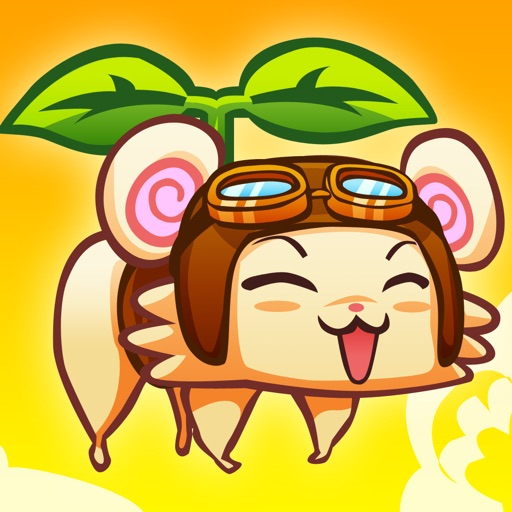 Flying Hamster FREE icon