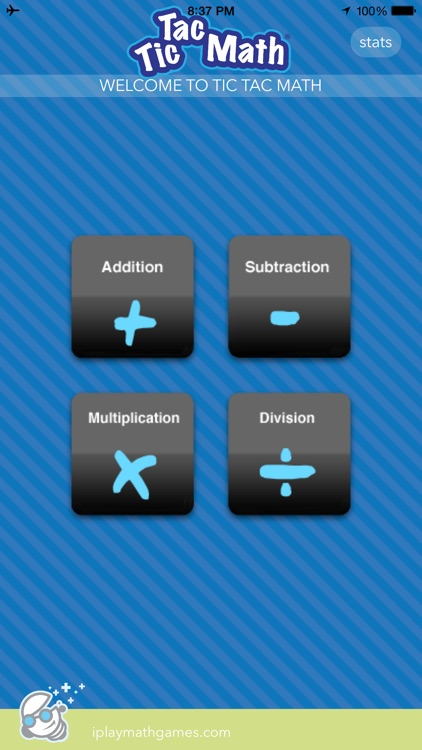 Tic Tac Math Fractions screenshot-3