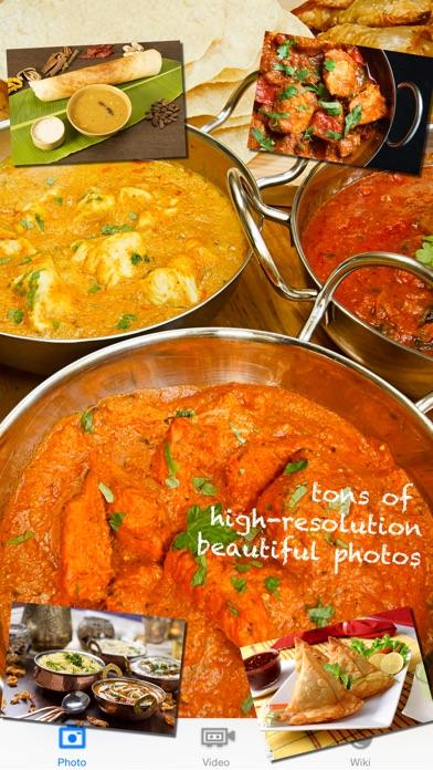 Indian Food Recipes review screenshots