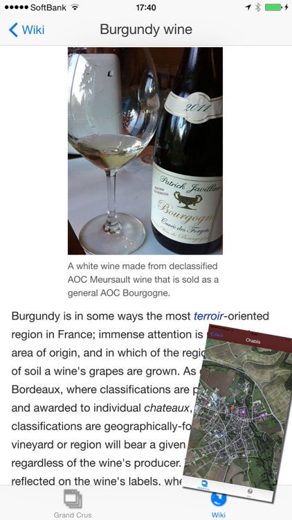 Burgundy Wines screenshot-4