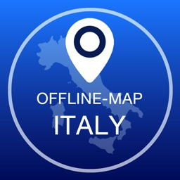 Italy Offline Map + City Guide Navigator, Attractions and Transports
