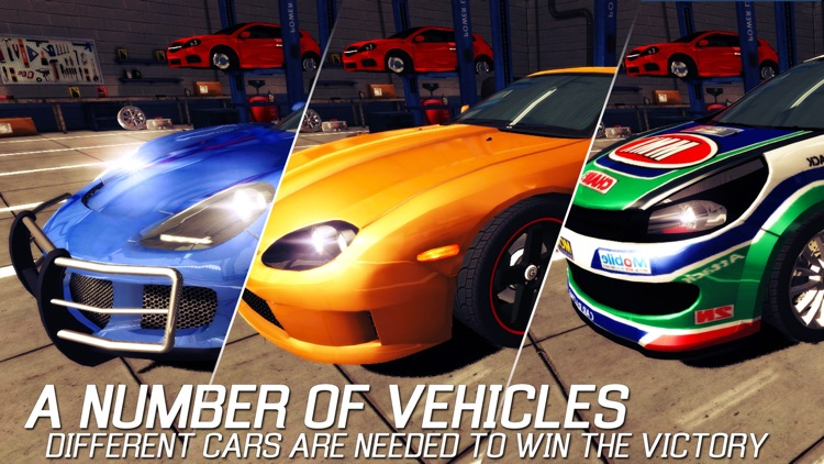 Metal Racer screenshot-4