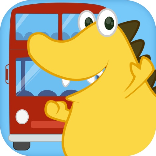 Rhyming Bus: sounds for spelling + reading