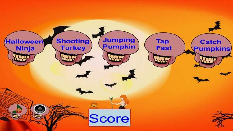 Halloween Cool Games screenshot-0