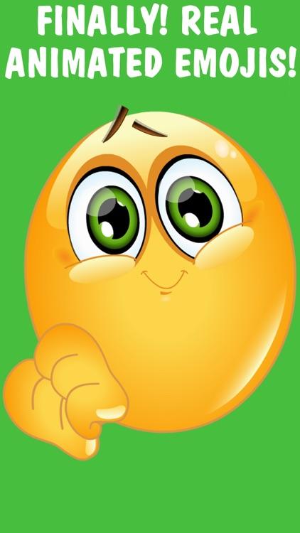 Emoji World Animated 3D Emoji Keyboard - 3D Emojis, GIFS & Extra Emojis by Emoji World