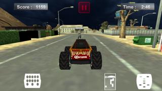 ゾンビ解体アウトロー - 無料のためのモンスタートラック運転ゲームのおすすめ画像1