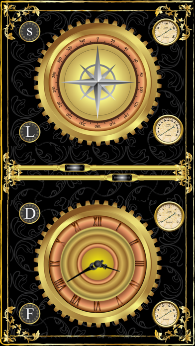Explorachron Lite: Steampunk Time Traveling screenshot one