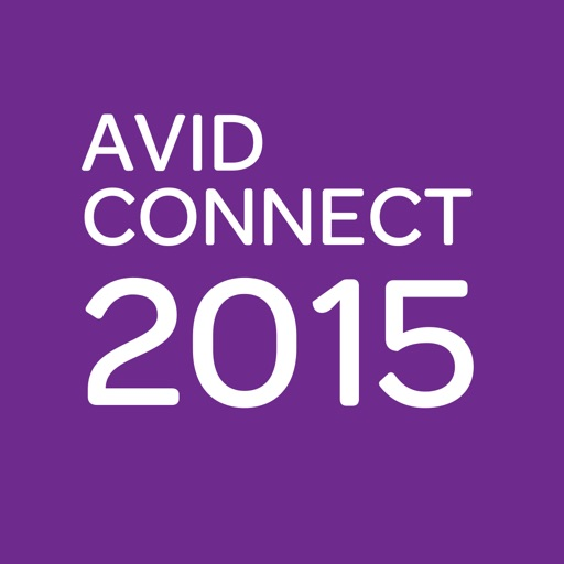 Avid Connect 2015 icon