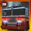 3D消防車シミュレータ - リアルレスキュー消防車運転や駐車シミュレーションゲーム