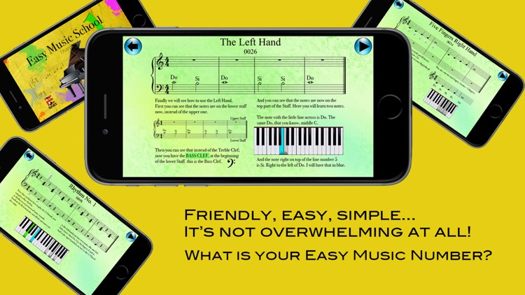 Easy Music School 1 screenshot-3