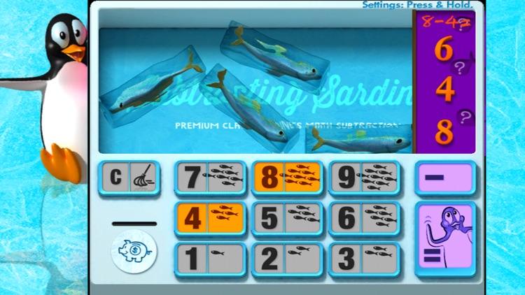 Subtracting Sardines