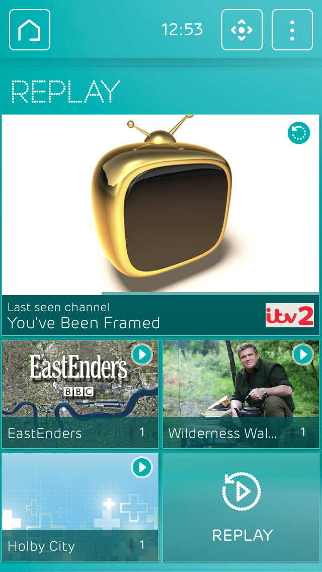 EE TV screenshot three