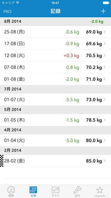 WeightDropのおすすめ画像2