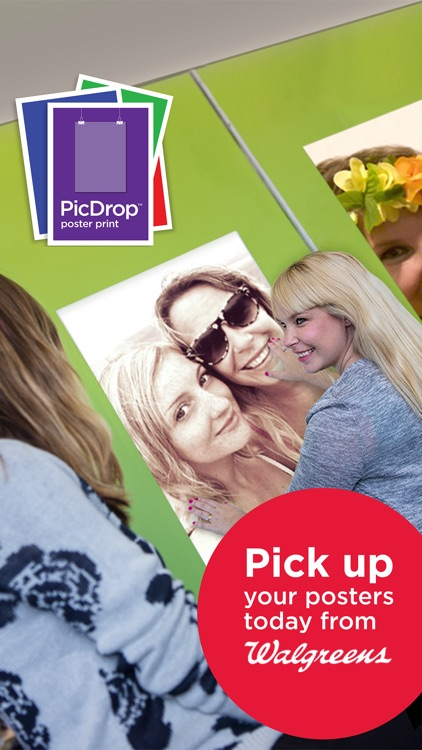 PicDrop Poster Print: Same Day Discount Photo Posters by