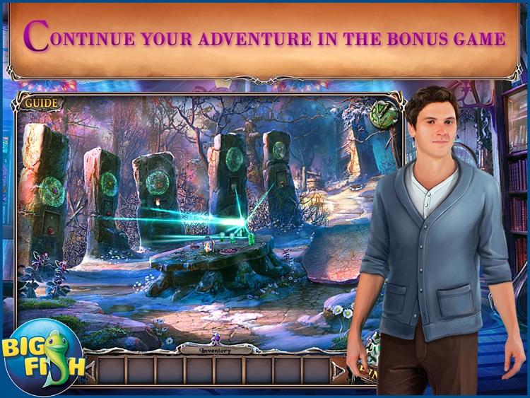 Sable Maze: Forbidden Garden HD - A Magical Hidden Object Game screenshot-3