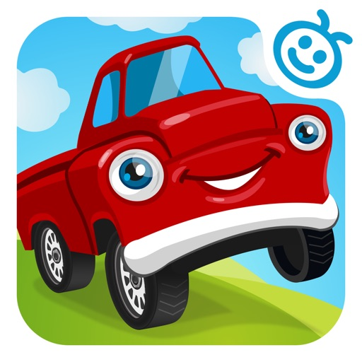 Crazy Trip (Free): Create a Truck Driving Game - by A+ Kids Apps & Educational Games iOS App