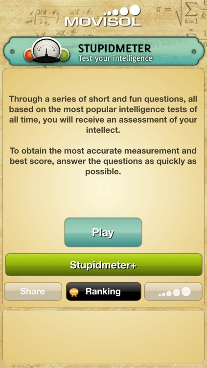 Stupidmeter: tool to test your intelligence screenshot-3