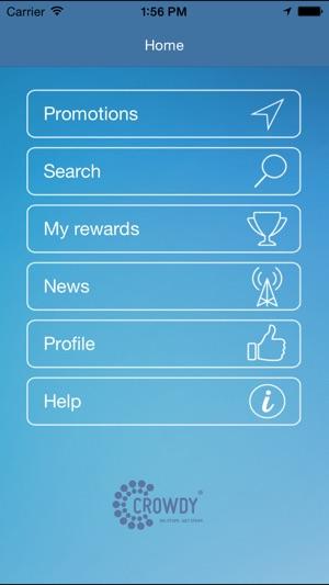 Crowdy app