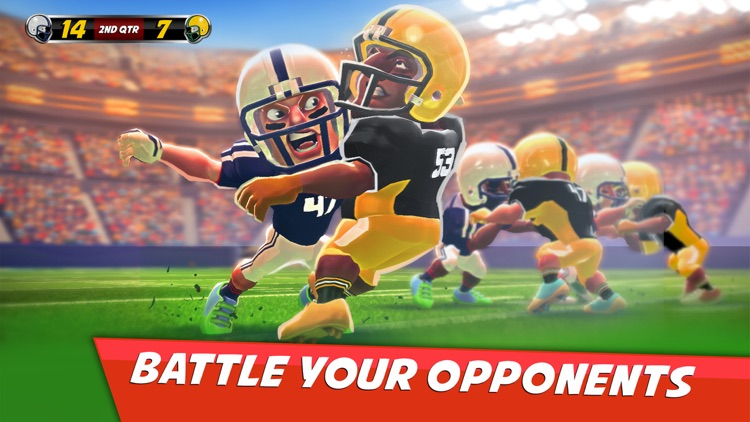Boom Boom Football screenshot-3