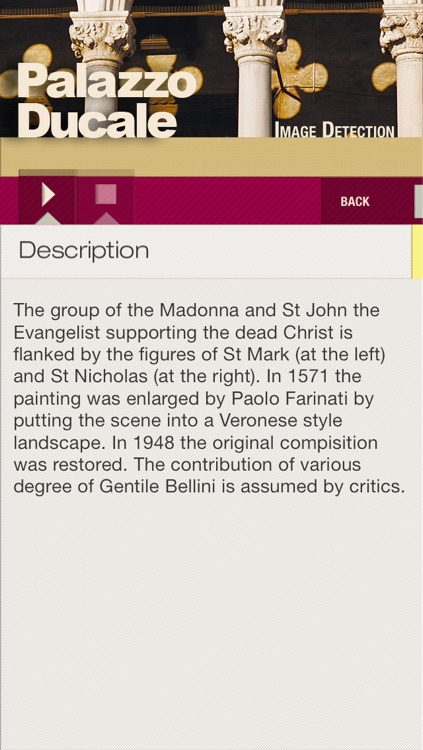 Palazzo Ducale ID Audio guide screenshot-4