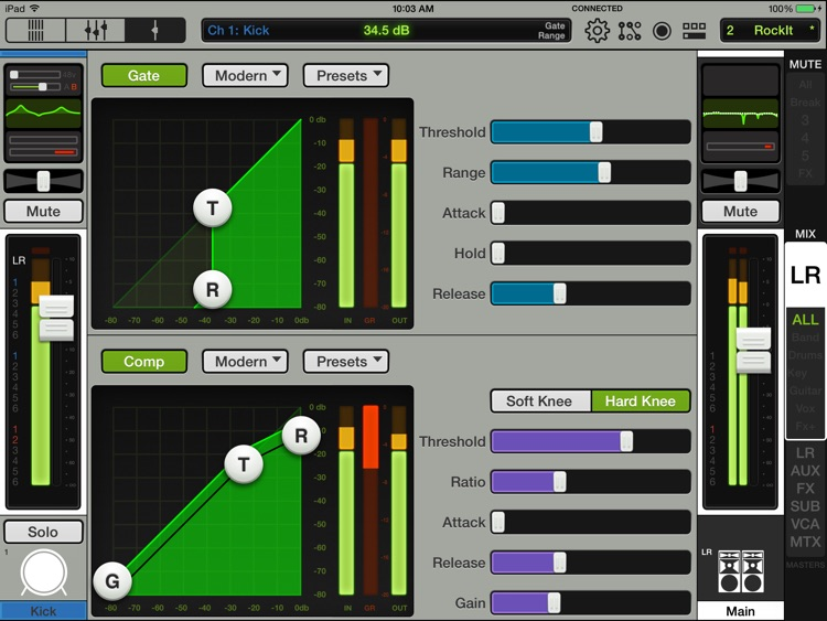 Mackie Master Fader 3 screenshot-2