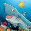在水 拼图儿童 - 教育益智游戏与海洋动物