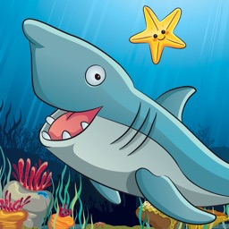 Underwater Puzzles for Kids - Educational Jigsaw Puzzle Game for Toddlers and Children with Sea Animals