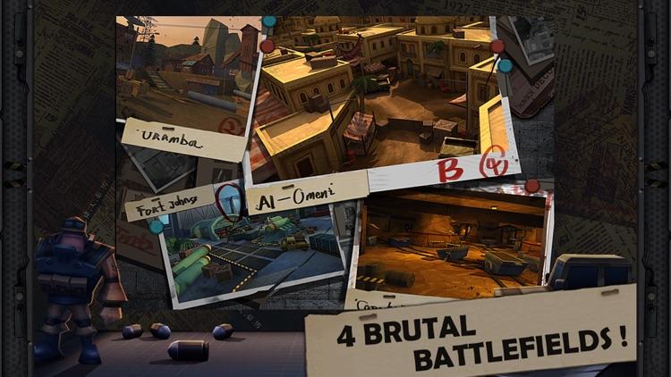WarCom: Genesis screenshot-4