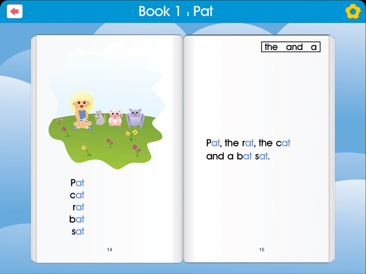 Rhyme to Read - teach beginning reading with phonics, sight words and word families (English Free Version)
