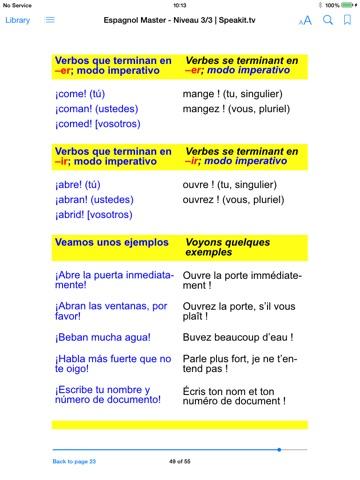 Espagnol Master Niveau 3 3 Speakit Tv By Speakit Tv On Apple Books
