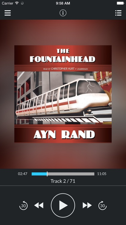 The Fountainhead (by Ayn Rand) (UNABRIDGED AUDIOBOOK)
