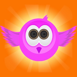 Don't Please Don't Touch The Circle Ring - Cute Cookie Bird In Endless Arcade Hopper World (Pro)